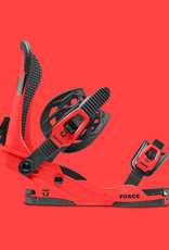 UNION UNION 2021 FORCE 5 PACKS LTD HOUSE BINDINGS RED LARGE