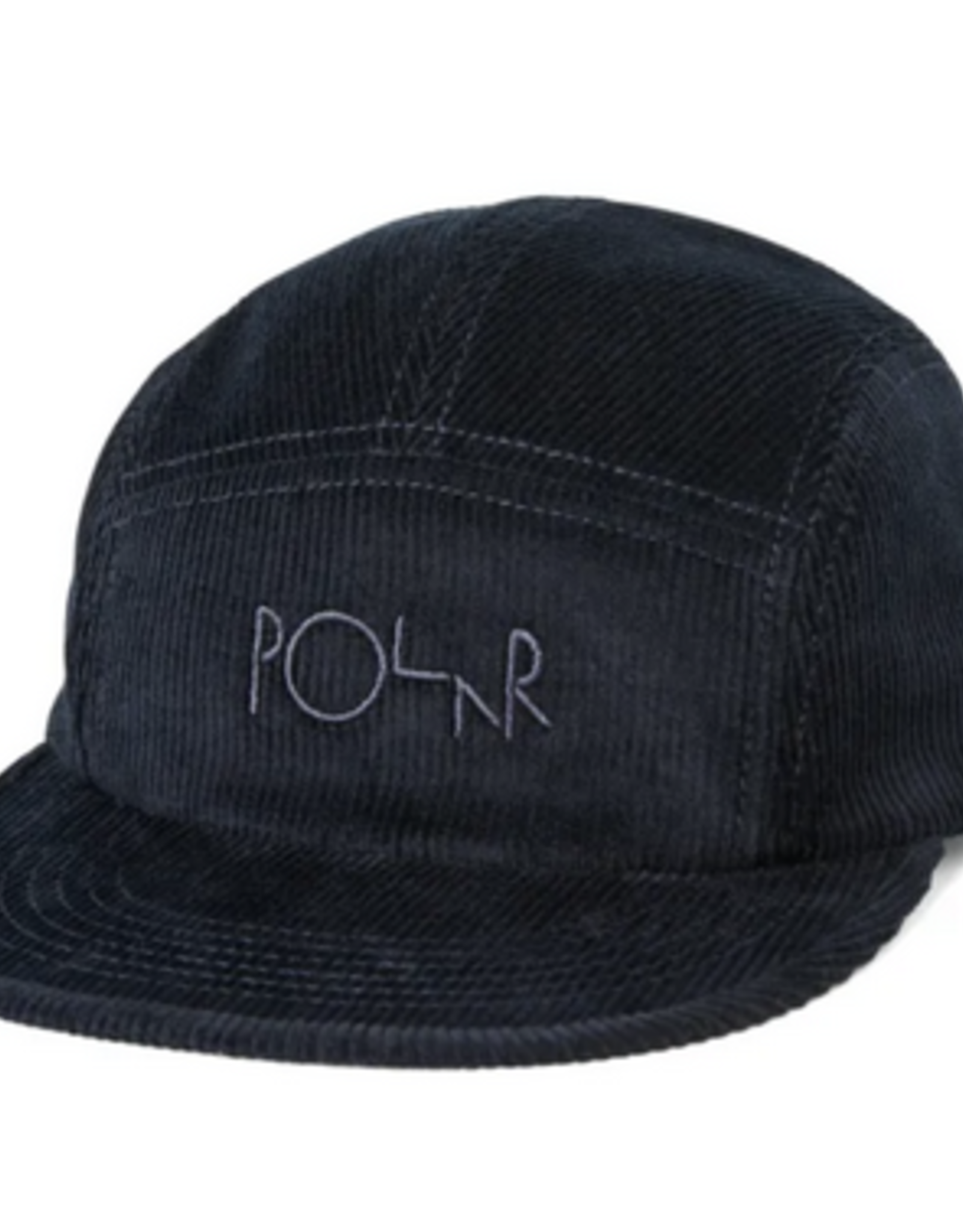 POLAR POLAR CORD CORDUROY SPEED CAP CLIP BACK HAT BLACK