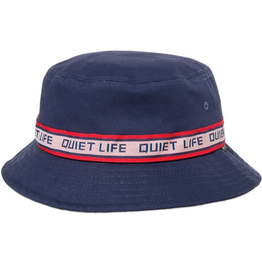 THE QUIET LIFE THE QUIET LIFE SPORT BUCKET HAT NAVY