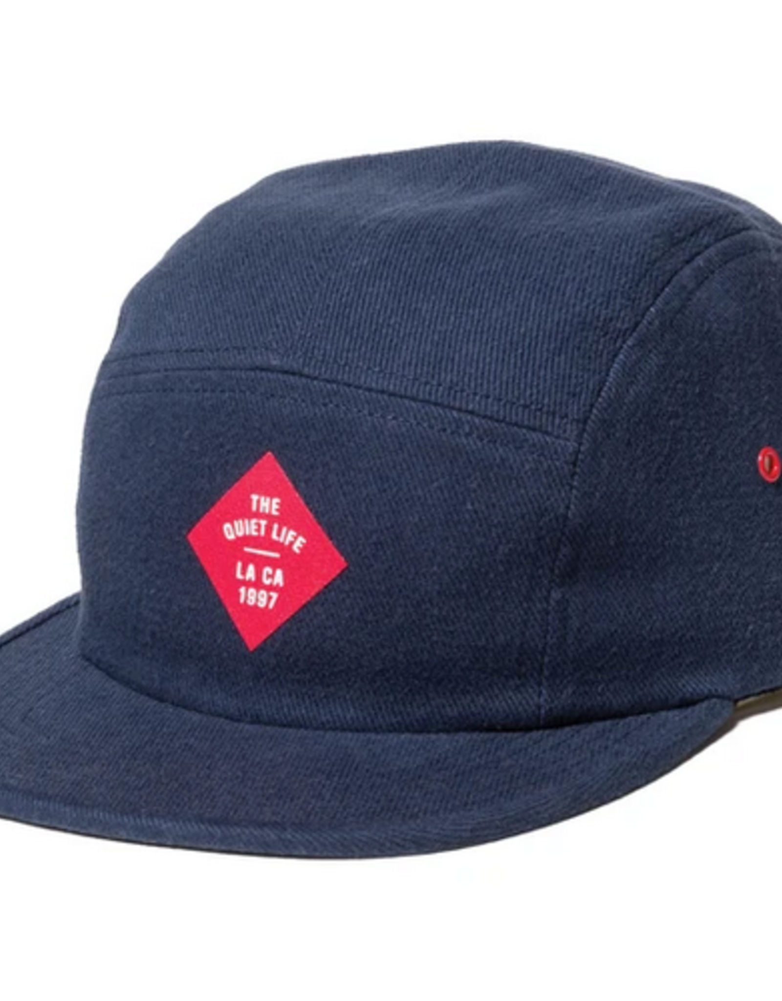 THE QUIET LIFE THE QUIET LIFE TRAVELER 5 PANEL CAMPER HAT NAVY