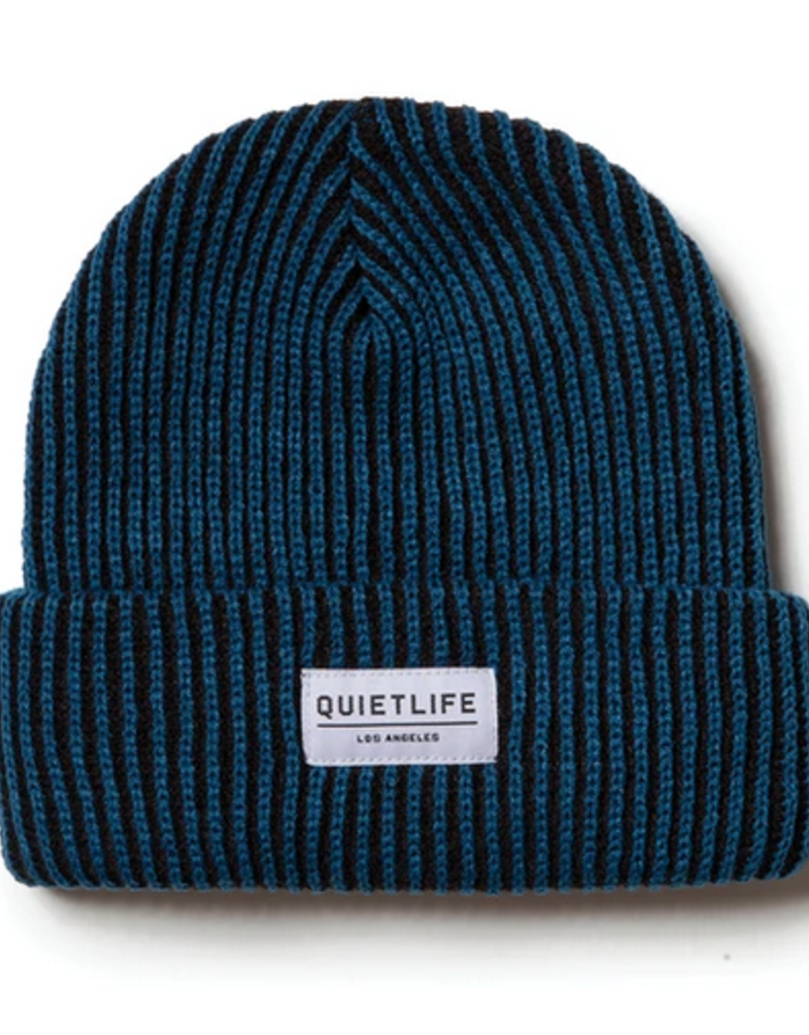 THE QUIET LIFE THE QUIET LIFE VERTICAL BEANIE BLUE