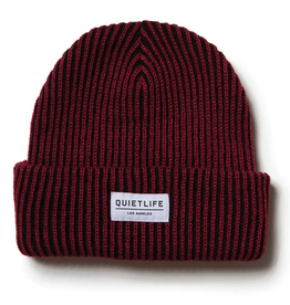 THE QUIET LIFE THE QUIET LIFE VERTICAL BEANIE RED