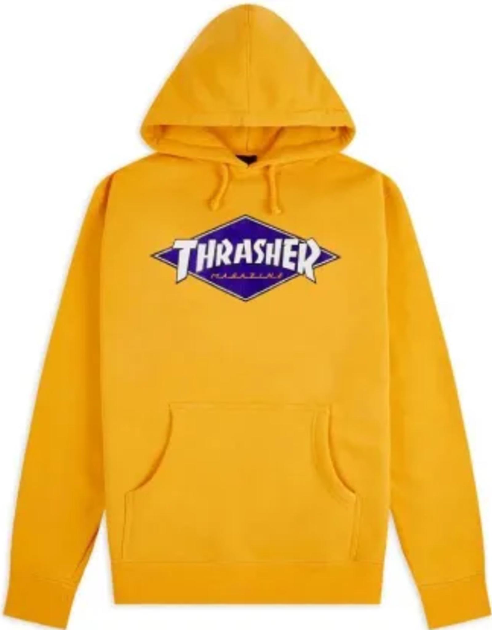 THRASHER THRASHER DIAMOND PO HOODIE