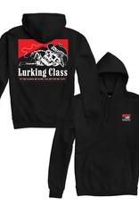 LURKING CLASS LURKING CLASS DUMB PO HOODIE BLACK