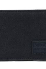 HERSCHEL HERSCHEL  HANK+  BLACK COIN WALLET