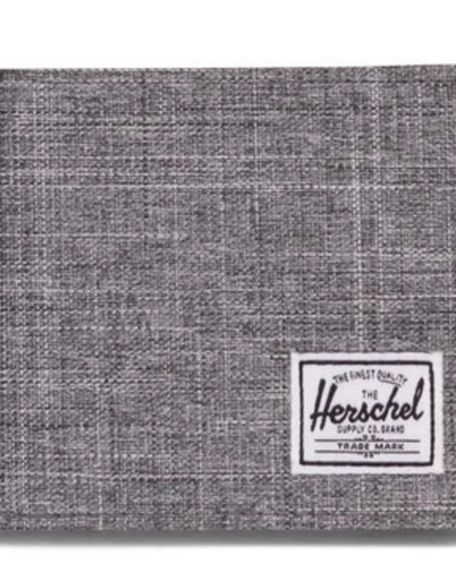 HERSCHEL HERSCHEL ROY 600D POLY RAVEN X COIN WALLET
