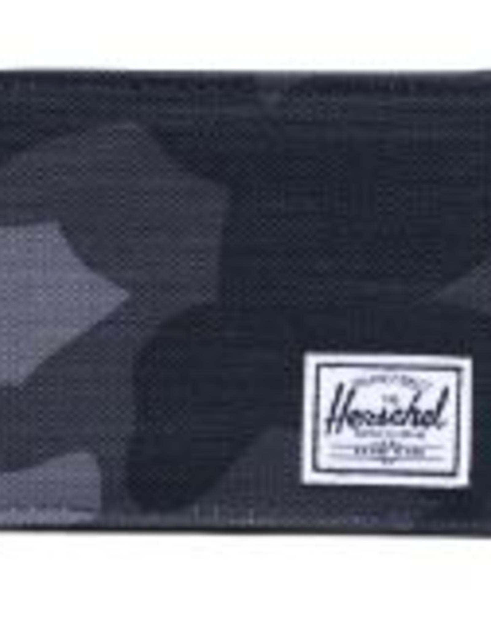 HERSCHEL HERSCHEL ROY 600D POLY NIGHT CAMO COIN WALLET