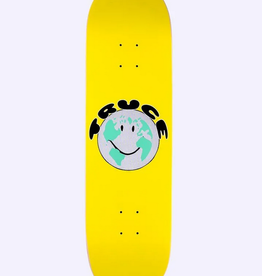 "QUASI QUASI 8.75"" TRUCE YELLOW DECK"