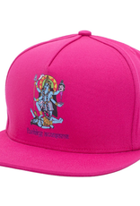 FUCKING AWESOME FUCKING AWESOME FA REDEMPTION SNAPBACK CAP PINK