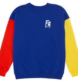 FUCKING AWESOME FUCKING AWESOME FA PRIMARY CREWNECK SWEATSHIRT