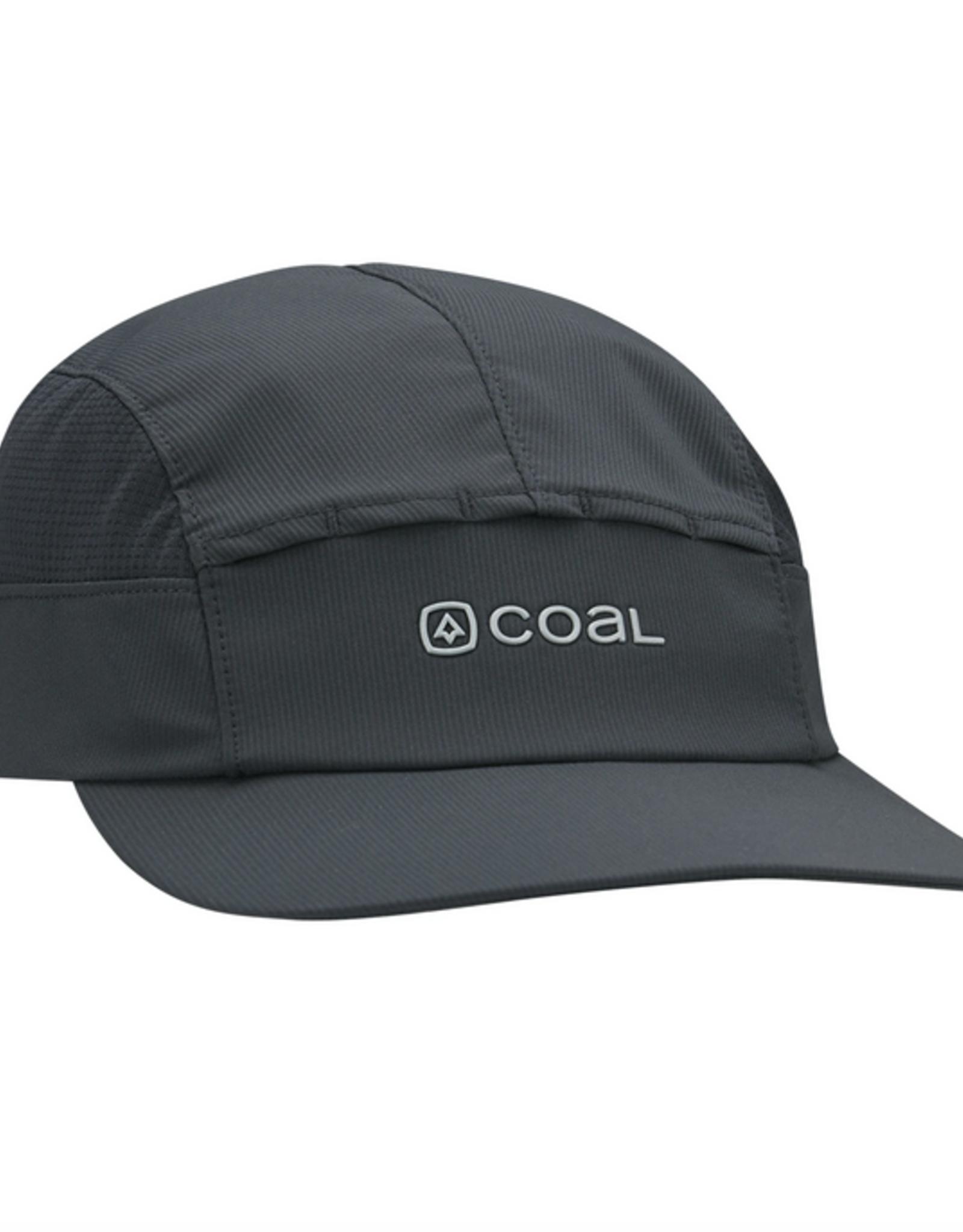 COAL COAL DEEP RIVER CLIPBACK HAT BLACK