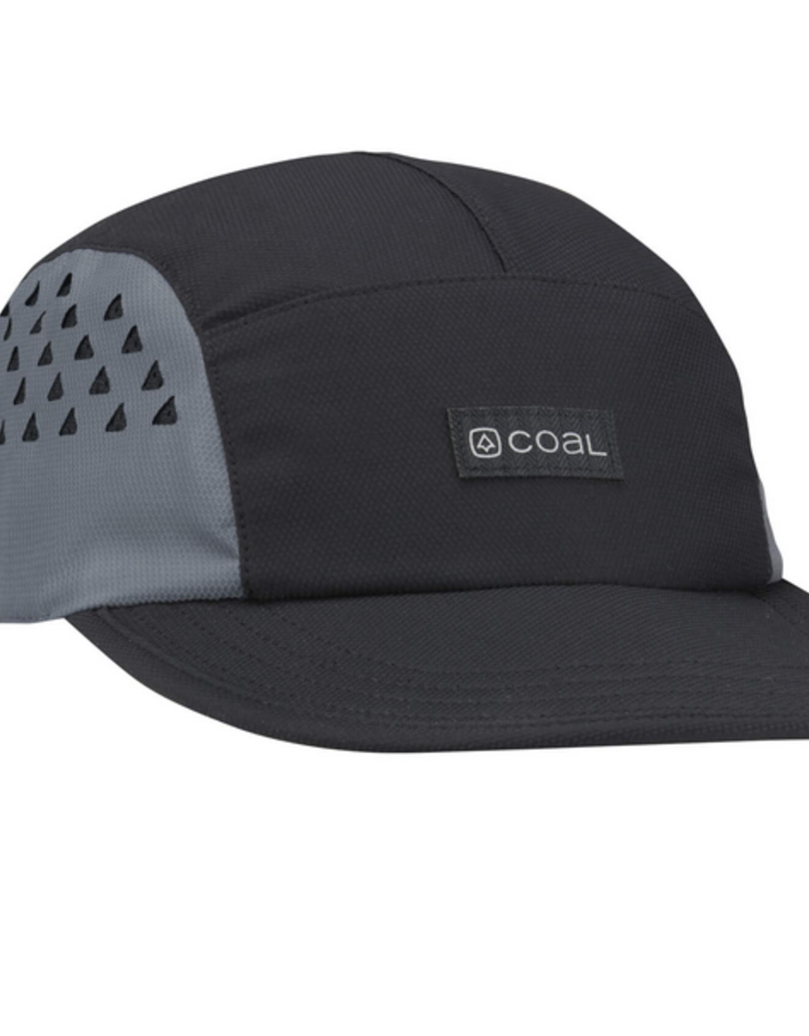 COAL COAL PROVO ELASTIC ADJ. CAP BLACK
