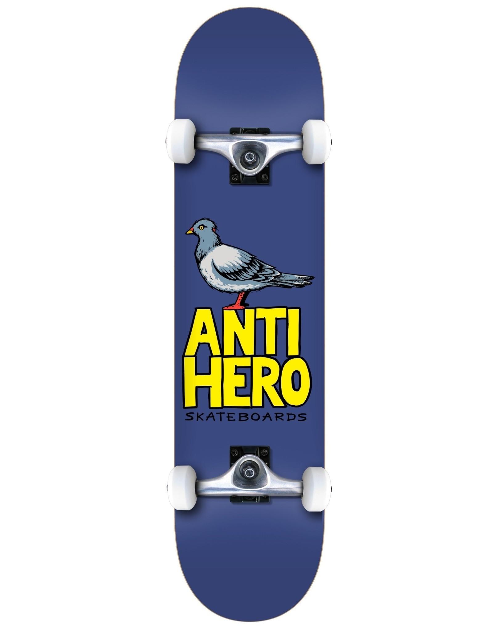 "ANTI-HERO ANTI-HERO 7.3"" PIGEON HERO MINI COMPLETE"