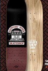 REAL REAL 8.25 SKATE SHOP DAY DECK W/JESSUP GRIPTAPE