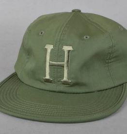 HUF HUF FORMLESS CLASSIC H 6 PANEL HAT MILITARY GREEN