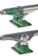 INDY INDEPENDENT 139 STAGE 11 JOSLIN SILVER GREEN TRUCKS (ONE TRUCK)
