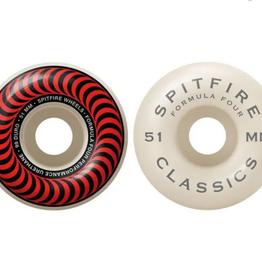 SPITFIRE SPITFIRE CLASSIC 51MM WHEELS