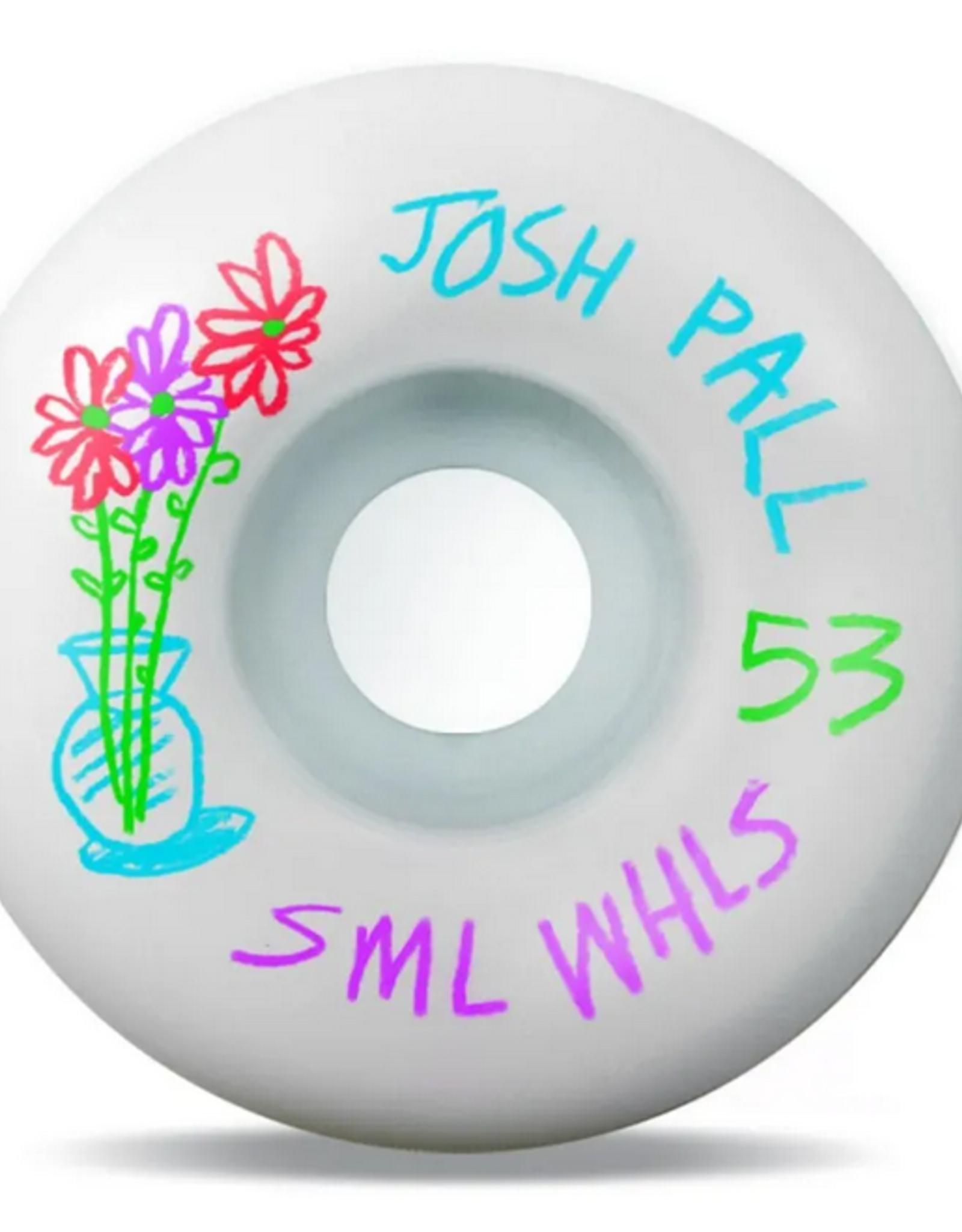 SML SML 53MM OG WIDE 99A JOSH PALL PENCIL PUSHER WHEELS