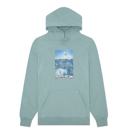FUCKING AWESOME FUCKING AWESOME HELICOPTER HOODIE TEAL