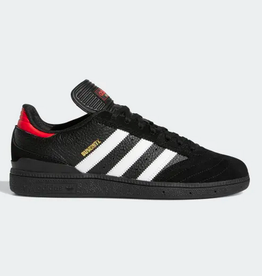 ADIDAS ADIDAS BUSENITZ BLACK WHITE RED MATERIALS