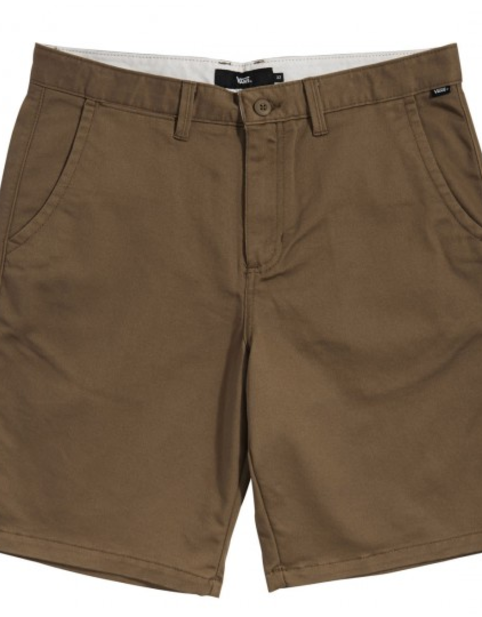 VANS VANS AUTHENTIC STRETCH CHINO SHORTS DIRT