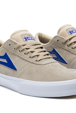 LAKAI LAKAI MANCHESTER TAN SUEDE SHOES