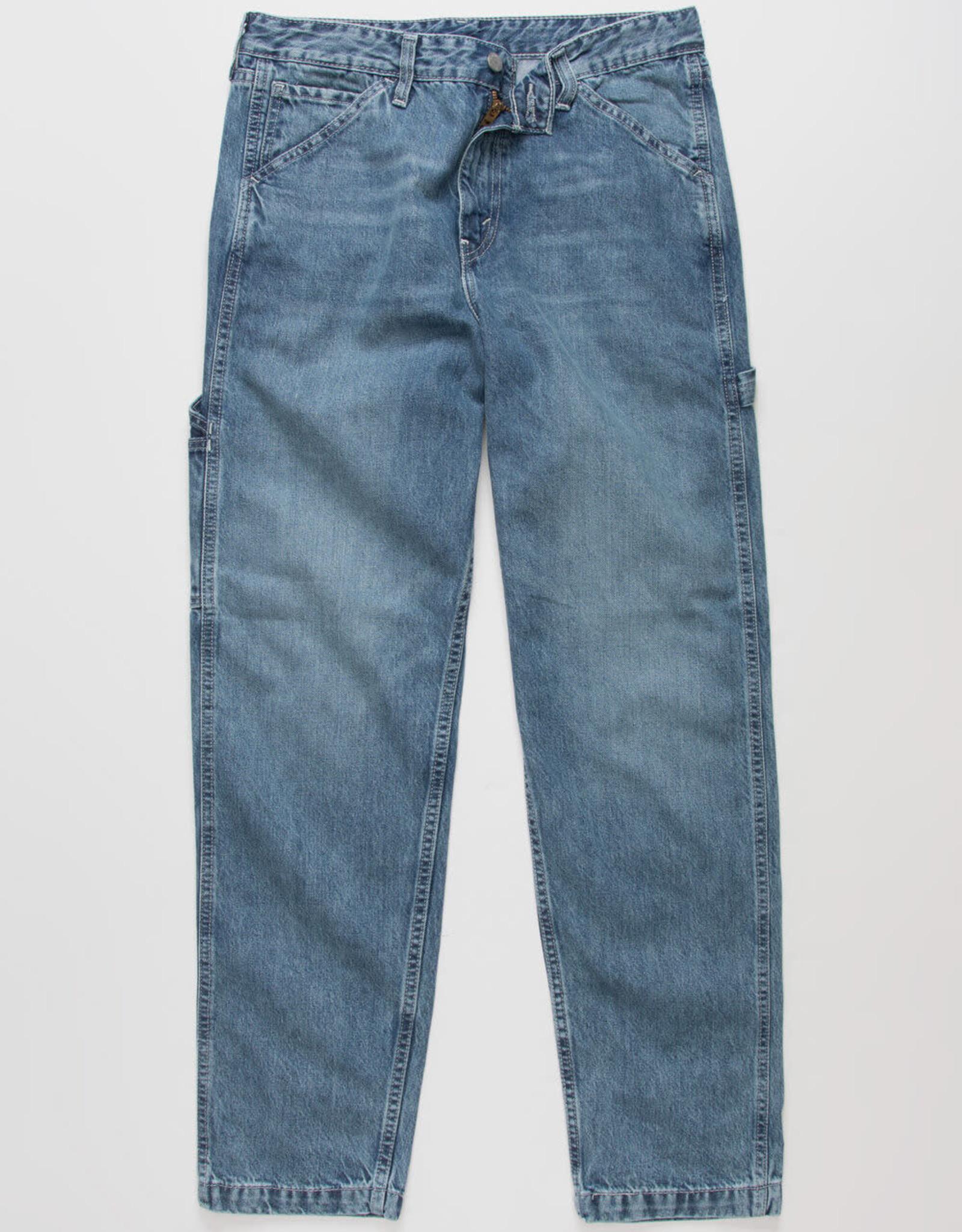 LEVI LEVI'S TAPERED CARPENTER PANTS BLUES