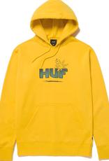 HUF HUF TOO HIGH P/O HOODIE YELLOW