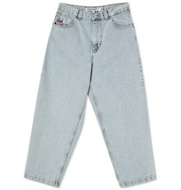 POLAR POLAR BIG BOY DENIM JEANS LIGHT BLUE
