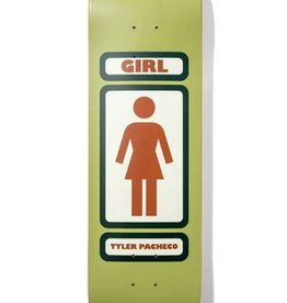 """GIRL GIRL 8.375"""" 93 TIL PACHECO DECK"""