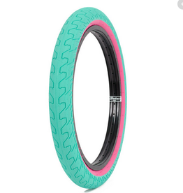 """RANT RANT SQUAD TIRE 2.3"""" TEAL PINK 20"""""""