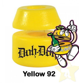 SHORTYS SHORTYS DOH DOH BUSHINGS 92A YELLOW