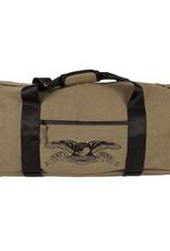 THRASHER ANTI-HERO BASIC EAGLE DUFFLE BAG OLIVE