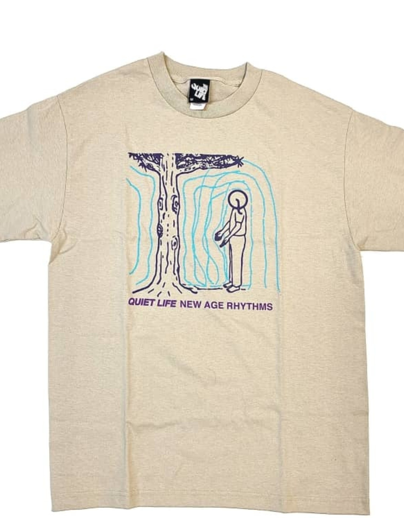 THE QUIET LIFE THE QUIET LIFE NEW AGE RHYTHMS TEE SAND