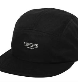 THE QUIET LIFE THE QUIET LIFE BLACK CRUSH CAMPER HAT
