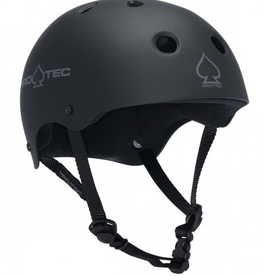 PRO-TEC CLASSIC SKATE HELMET MATTE BLACK