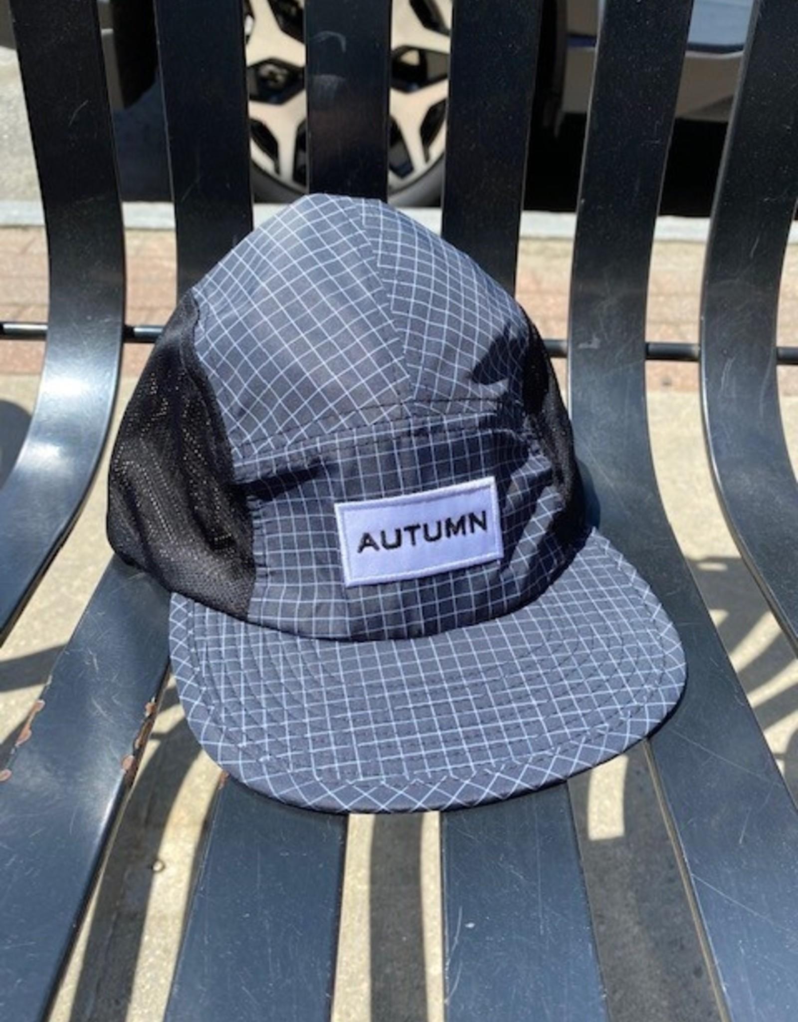 AUTUMN AUTUMN CAMP CAP BLACK