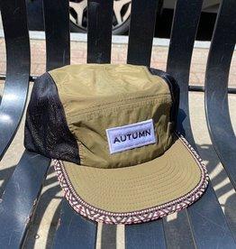 AUTUMN AUTUMN CAMP CAP ARMY GREEN