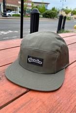 GARDEN GARDEN 5 PANEL CAMPER HAT OLIVE DRAB CLIPBACK