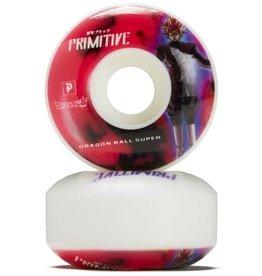 PRIMITIVE PRIMITIVE 54MM DBZ GOKU BLACK ROSE WHEELS