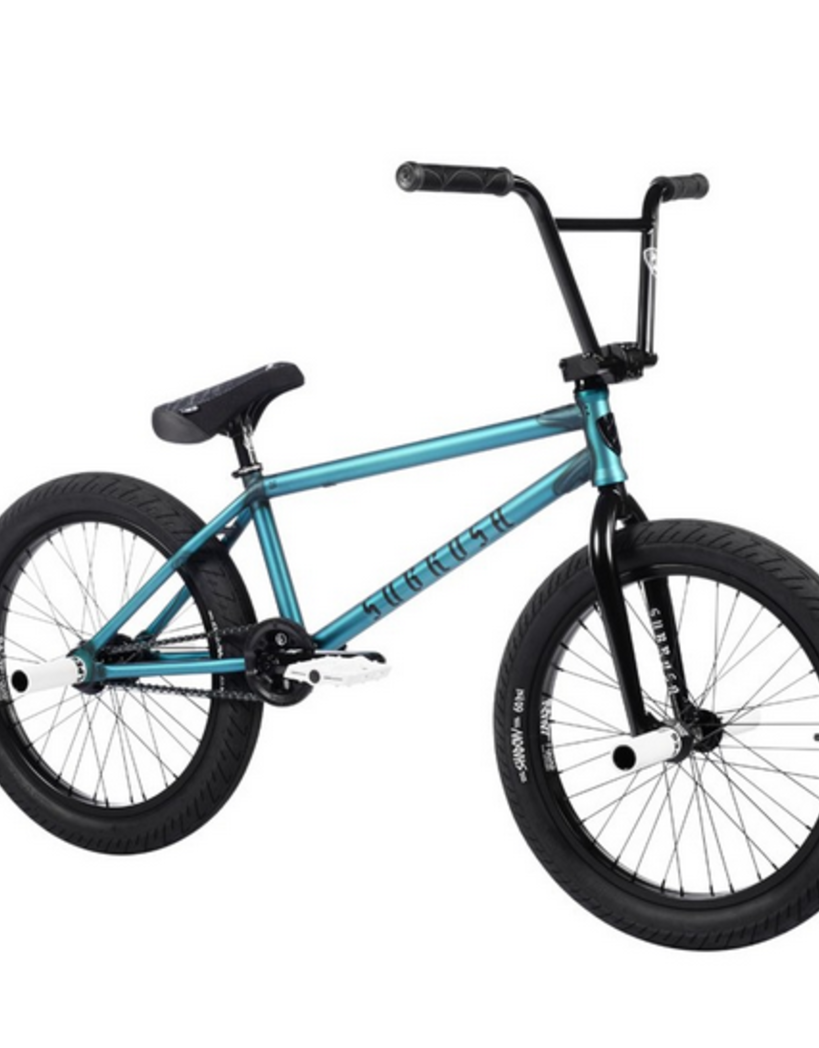"""SUBROSA Copy of 2021 SUBROSA 20.75""""TT LETUM COMPLETE 20"""" BIKE TRANS TEAL"""