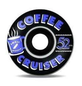 SML SML 52MM 78A COFFEE CRUISERS BLUEWHEELS