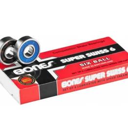 BONES BONES SUPER SWISS 6 BEARINGS