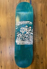 """TRENCHES TRENCHES 8.25"""" THE PEACEMAKER BLUE DECK"""