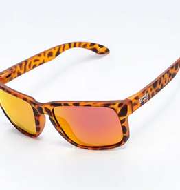 DANG SHADES DANG SHADES ALL TERRAIN FROST TORTOISE RED POLARIZED SHADES