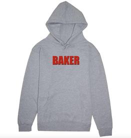 BAKER BAKER IMPACT P/O HOODIE GREY
