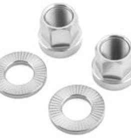 RANT RANT FEATHERWEIGHT ALLOT AXLE NUTS 14MM RAW