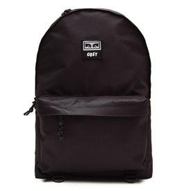 OBEY OBEY TAKEROVER DAY PACK BLACK