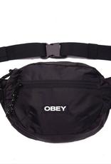 OBEY OBEY COMUTER WAIST BAG BLACK