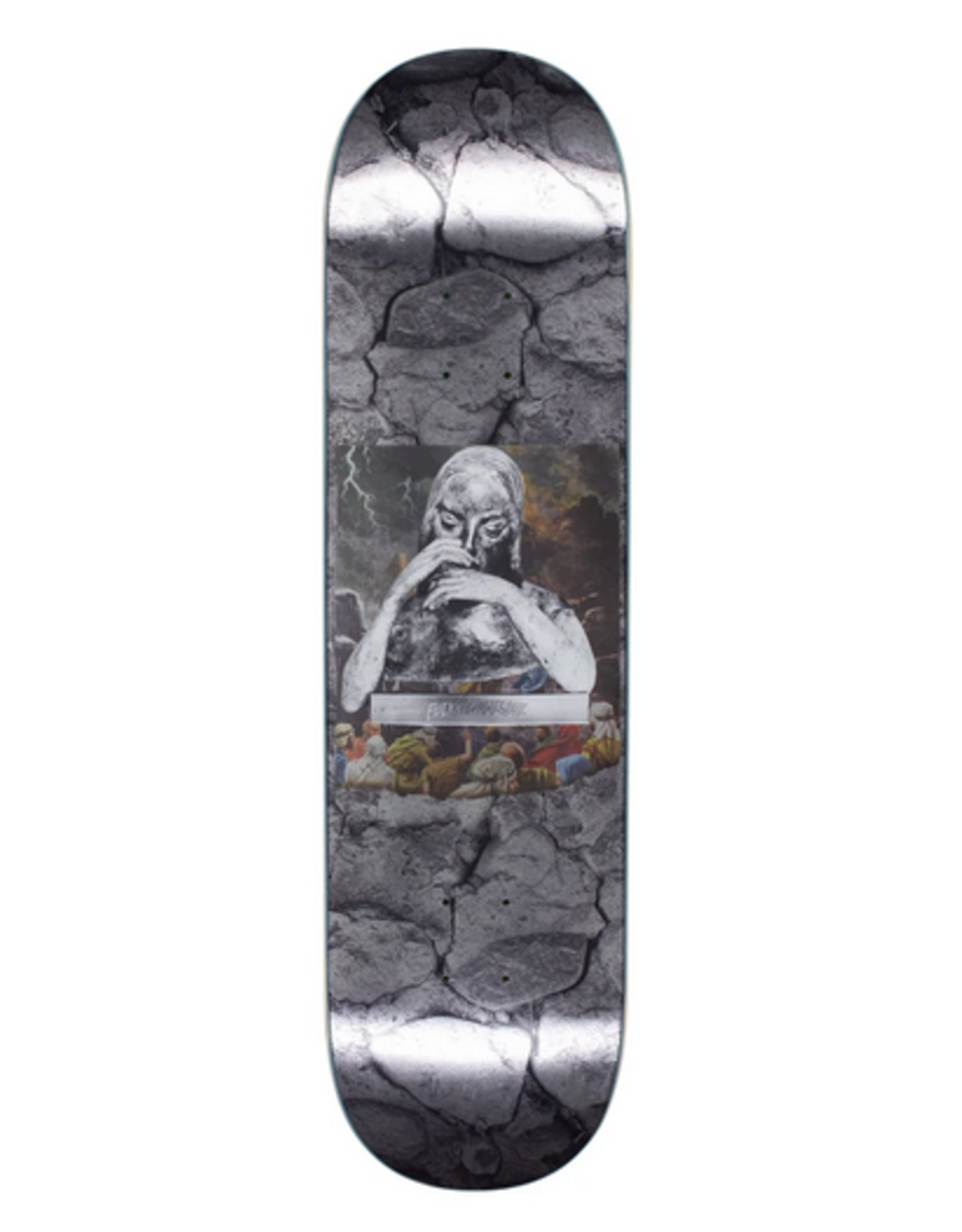 """FUCKING AWESOME FUCKING AWESOME 8.25"""" GINO FOIL SAINT MARY DECK"""